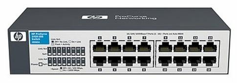 Коммутатор HP ProCurve 1410-16G