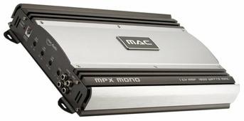 Автомобильный усилитель MAC AUDIO MPX Mono