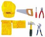 Город Игр Костюм строителя с аксессуарами, 10 предметов FL0005-950
