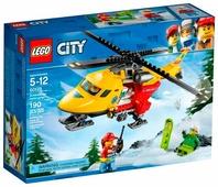 Конструктор LEGO City 60179 Вертолет Скорой помощи
