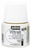 Краски Pebeo Vitrail Перламутровый 050039 1 цв. (45 мл.)