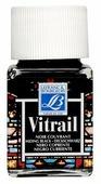 Краски LEFRANC & BOURGEOIS Vitrail Черный 267 LF210240 1 цв. (50 мл.)