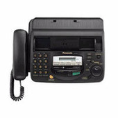 Факс Panasonic KX-FT63RS