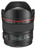 Объектив Canon EF 14mm f/2.8L II USM