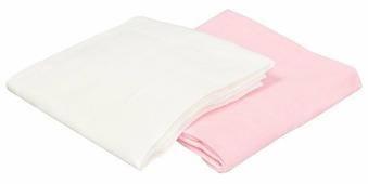 Многоразовые пеленки SWEET BABY фланель 130х90 комплект 2 шт.