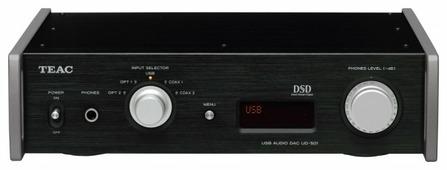 ЦАП TEAC UD-501
