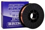 Проволока из металлического сплава BRIMA ER70S-6 0.8мм 5кг