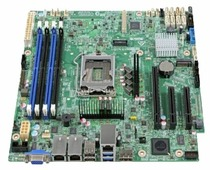 Материнская плата Intel S1200SPSR