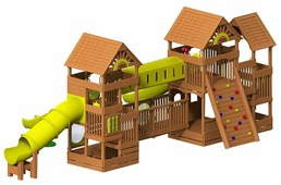 Домик Rainbow Play Systems Design 7A