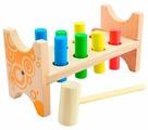 Стучалка Мир деревянных игрушек Гвозди-перевертыши