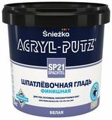 Шпатлевка Sniezka Acryl-Putz SP21