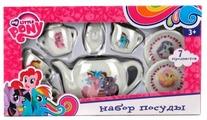 Набор посуды Играем вместе My Little Pony CH28005-R