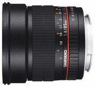 Объектив Samyang 85mm f/1.4 AS IF UMC Sony E