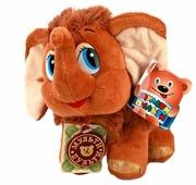 Мягкая игрушка Мульти-Пульти Мамонтёнок 20 см