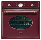 Духовой шкаф ILVE 600-NVG Red