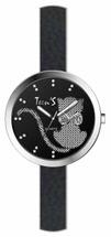 Наручные часы Тик-Так H717 Черные/черный циф
