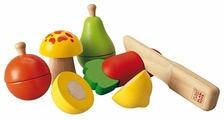 Набор продуктов с посудой PlanToys 5337