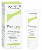 Noreva laboratories Exfoliac Крем Acnomega 100