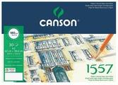 Альбом Canson 1557 59.4 х 42 см (A2), 180 г/м², 30 л.