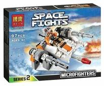 Конструктор BELA Space Fights 10361 Снеговой спидер