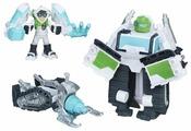 Трансформер Playskool Transformers Билдер. Набор спасателей (Трансформеры-спасатели) C0333