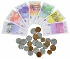 Деньги игрушечные Simba Евро (4528647)