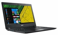 "Ноутбук Acer ASPIRE 3 (A315-51-541Z) (Intel Core i5 7200U 2500 MHz/15.6""/1920x1080/8GB/1128GB HDD+SSD/DVD нет/Intel HD Graphics 620/Wi-Fi/Bluetooth/Linux)"