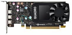 Видеокарта HP Quadro P400 PCI-E 3.0 2048Mb 64 bit HDCP