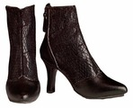 Tonner Полусапожки Midnight Lace Ankle Boots для кукол Evangeline, Parnilla