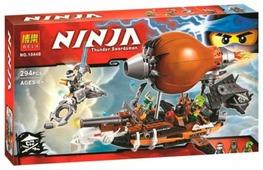Конструктор BELA Ninja 10448 Дирижабль-штурмовик