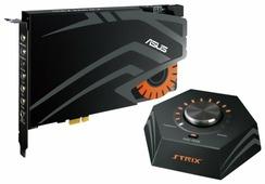 Внутренняя звуковая карта с дополнительным блоком ASUS Strix Raid DLX