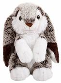 Мягкая игрушка Button Blue Кролик серый 21 см