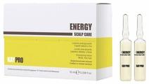 KayPro Energy Scalp Care Лосьон в ампулах для волос и кожи головы против выпадения