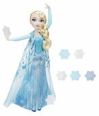 Кукла Hasbro Холодное сердце Эльза со снежинками, B9204