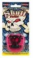Пустышка силиконовая ортодонтическая Billy-BoB Pink Skull (1 шт)
