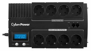 Интерактивный ИБП CyberPower BR1000ELCD