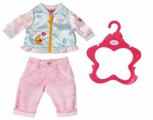 Zapf Creation Костюм для прогулки для куклы Baby Born 824542 в ассортименте