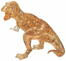 3D-пазл Crystal Puzzle Динозавр T-Rex (90234), 49 дет.
