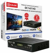 TV-тюнер D-COLOR DC1401HD