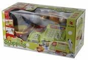 Касса Shantou Gepai Shopping fun с весами и продуктами (888A)