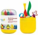 Масса для лепки Genio Kids Moony Love 6 цветов (TA1065)