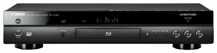 Ultra HD Blu-ray-плеер YAMAHA BD-A1060