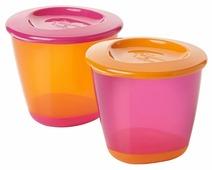 Набор контейнеров Tommee Tippee для хранения детского питания (44650241)