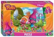 Пазл Step puzzle DreamWorks Trolls (91222), 35 дет.