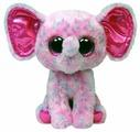 Мягкая игрушка TY Beanie boos Слонёнок Ellie 33 см