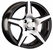 Колесный диск LS Wheels LS888 6.5x15/5x114.3 D73.1 ET38 BKF