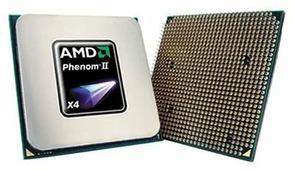 Процессор AMD Phenom II X4 Deneb