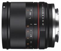 Объектив Samyang 21mm f/1.4 ED AS UMC CS Canon M