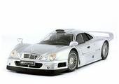 Легковой автомобиль Maisto Mercedes CLK-GTR street version (36849) 1:18 26 см
