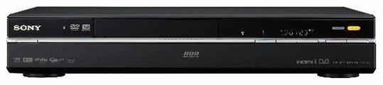 DVD/HDD-плеер Sony RDR-HXD990